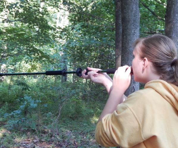 Blow Gun Range